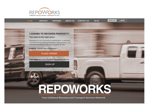 Repoworks website