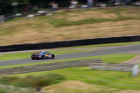McLaren 570S GT4 - Balfe Motorsport