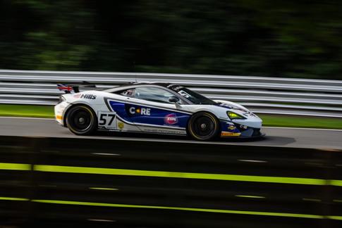 McLaren 570S GT4 - HHC Motorsport