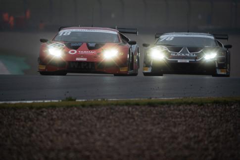 Lamborghini Huracan GT3 Evo - WPI Motorsport