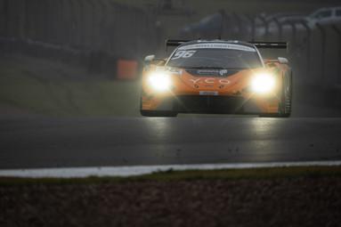 McLaren 720S GT3 - Optimum Motorsport