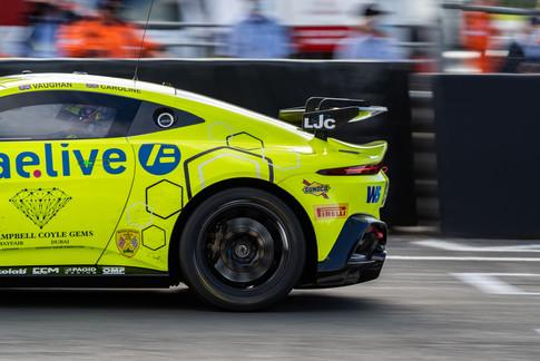 Aston Martin Vantage AMR GT4 - TF Sport