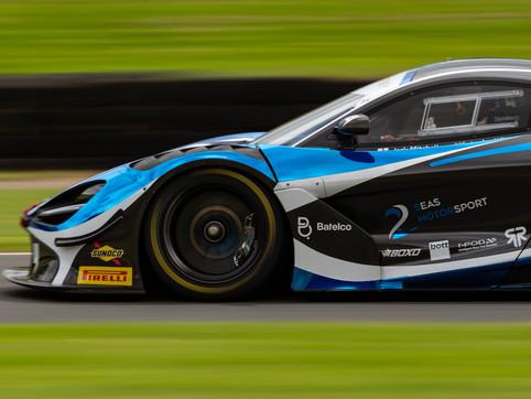 2020 British GT and Formula 3 at Oulton Park