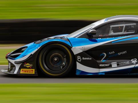 British GT and Formula 3 at Oulton Park