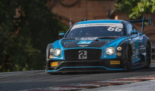 Bentley Continental GT3 - Team Parker Racing