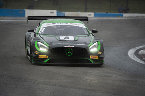Mercedes-AMG GT3 - Team ABBA Racing
