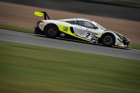 McLaren 720S GT3 - Jenson Team Rocket RJN