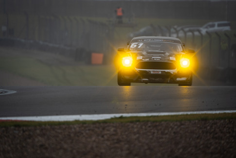 Ford Mustang GT4 - Academy Motorsport