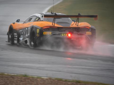 2020 British GT and Formula 3 at Donington Park