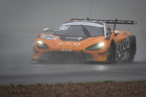 McLaren 720S GT3 - Optimum Motorsport