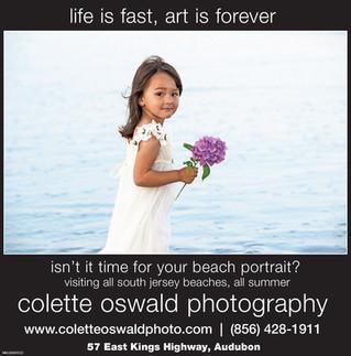 Summer Beach Portraits