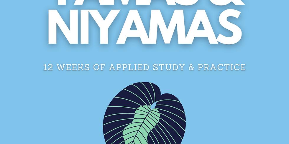 Deep Dive: Yamas & Niyamas