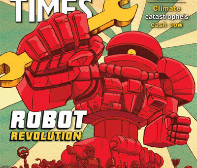 In These Times - Robot Revolution