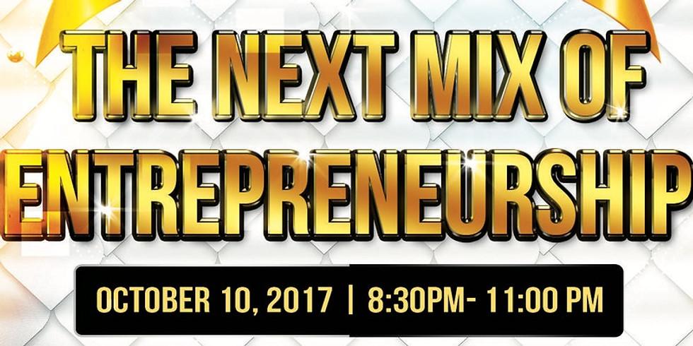 The Next Mix of Entrepreneurship