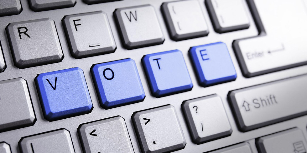 TalTech Luncheon: Election Security