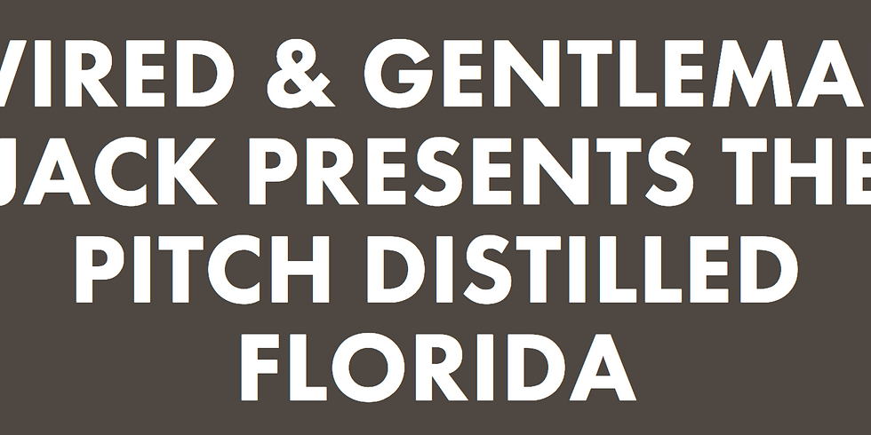 Pitch Distilled Florida