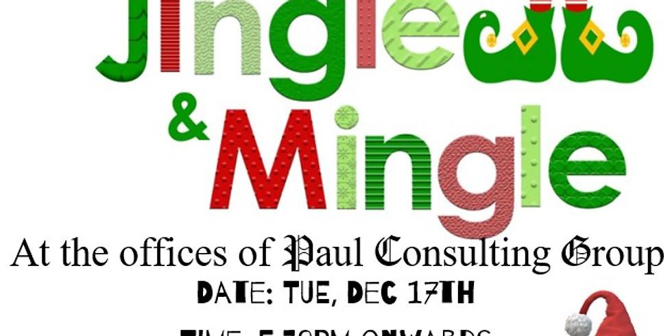 Jingle & Mingle - Holiday Party