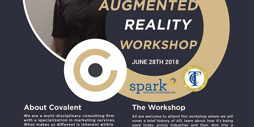 Free Augemented Reality Workshop with Covalent