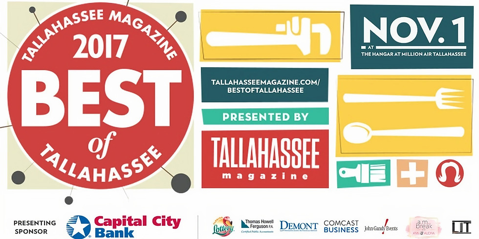 2017 Best of Tallahassee