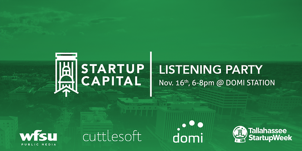 Startup Capital Listening Party