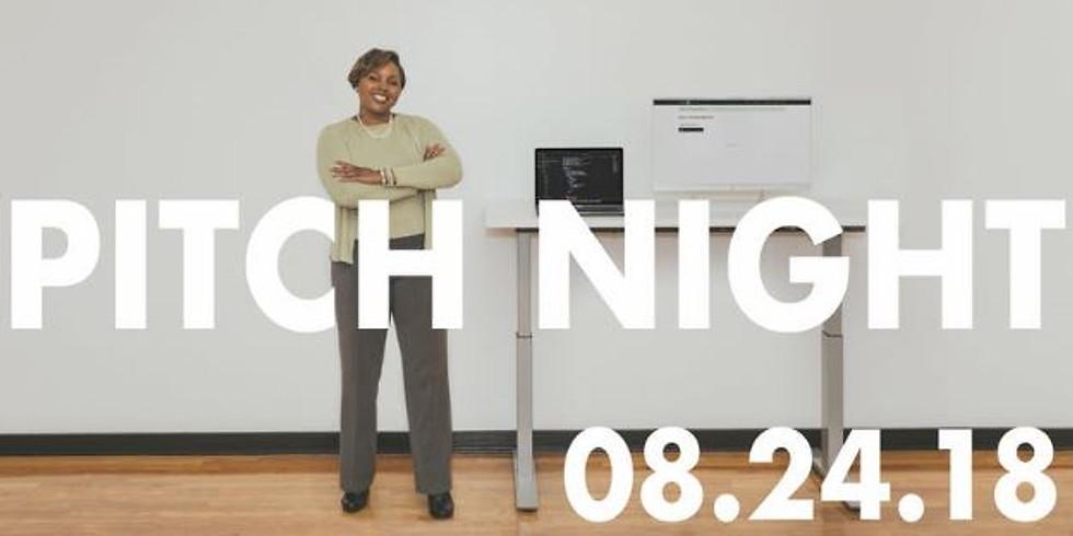 I/O Avenue Pitch Night