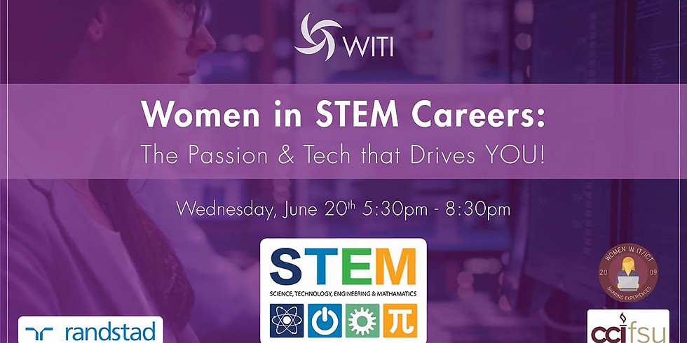 Women in STEM Careers: The Passion & Tech that Drives YOU!
