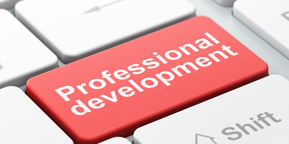 Professional Development in the Tech Sector