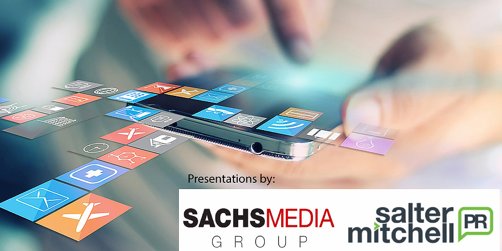 TalTech Luncheon: Best Practices for Branding and Social Media