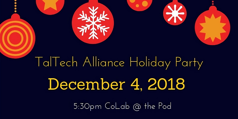 TalTech Alliance Holiday Party