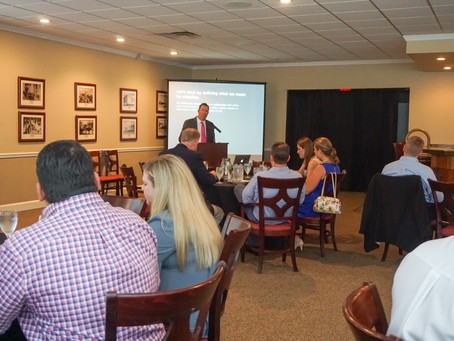 May Luncheon: The User Experience