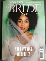 Rock N Roll Bride Cover