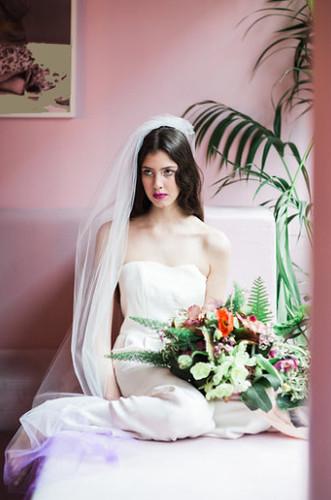 Bride & Tonic City Hearts & Wild Souls Shoot