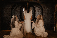 A Witchy Wedding Editorial Featured on The Un Wedding Blog