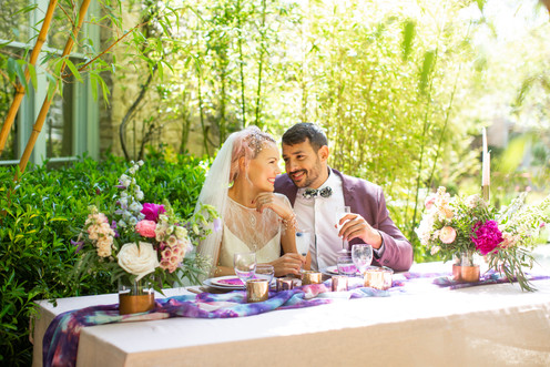 Chosen Wedding Fair Styled Shoot