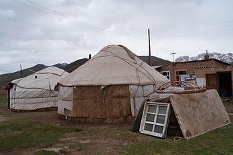 yurt stay