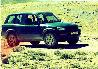 rent a car in Tajikistan