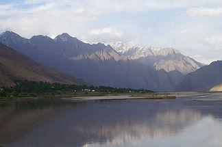 Afghan border