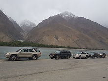 Jeep Tour in Pamir