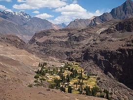 Savnob village