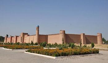 Hulbuk fortress