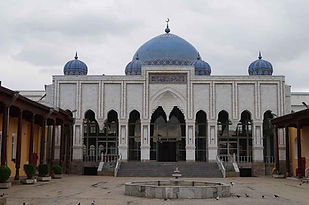 Mosque in Khujand