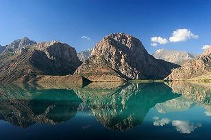 Iskandarkul lake