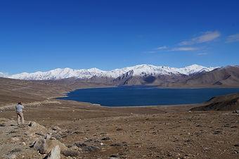 Yashilkul Lakes in Pamir