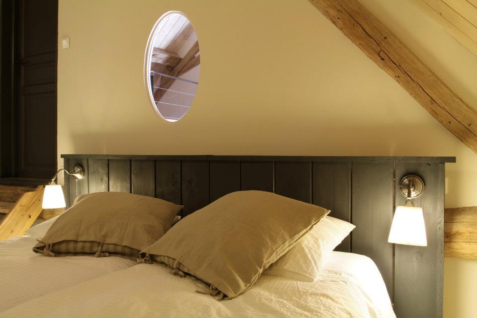Chambre étage La Boussole