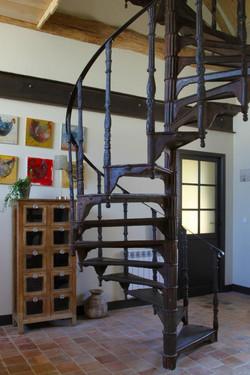 Escalier La Boussole