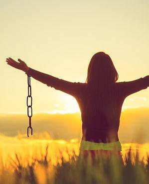 Briser ses chaines pour vivre libre