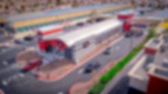 Tommy's Express Las Vegas Aerial 2019.jp