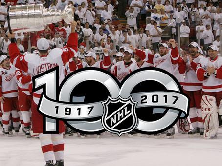 Busch talks NHL centennial with SBJ