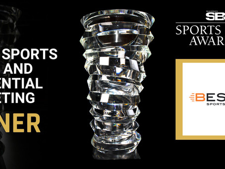 Bespoke Wins SBJ's Best Sports Event & Experiential Marketing Agency Award