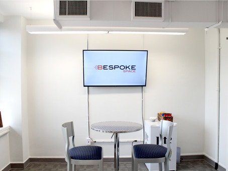 Unveiling BespokeSpace - a New Shared Work Resource for Those in Need